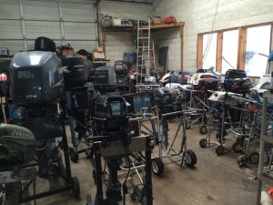 Current Inventory - Used Outboard Motors