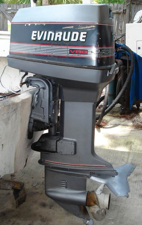 Motors For Sale >> 120 hp Used Evinrude Outboard for Sale