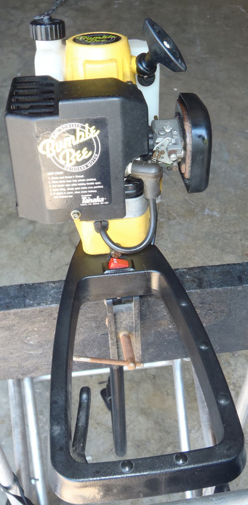 tanaka 5 hp bumble bee outboard for sale