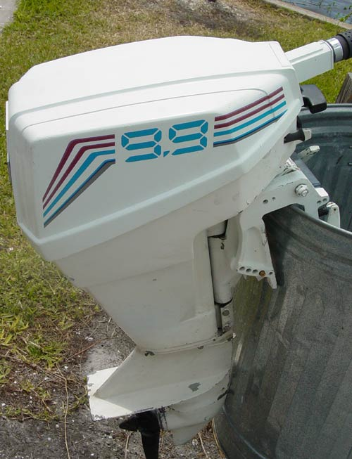 This Motor Was Sold On Www Smalloutboards