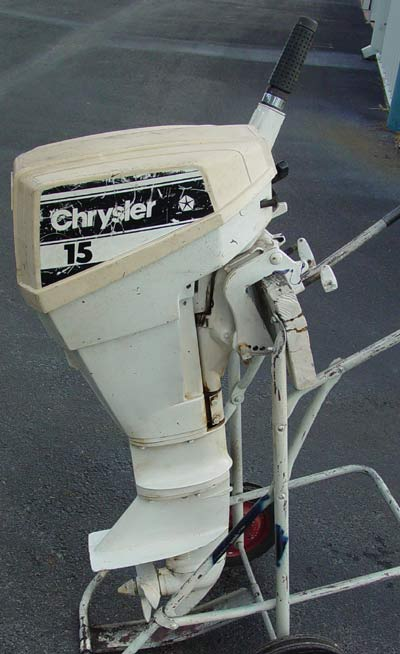 15hp Chrysler Outboard