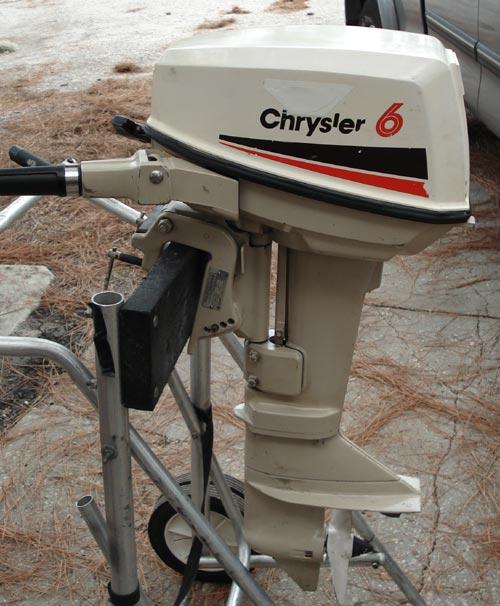 75 Hp Chrysler Outboard Motor