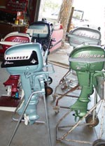Small Used Outboard Motors For Sale - Mercury Outboards Johnson