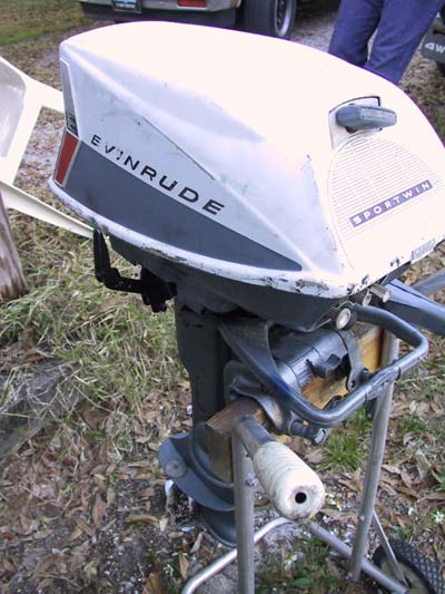 10 hp evinrude sportwin outboard boat motor for sale for 10 hp boat motors