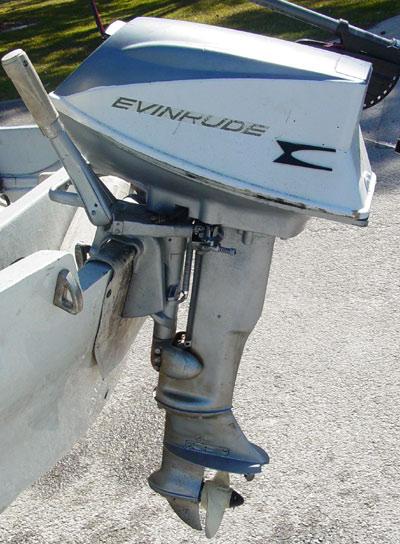 evinrude 10 hp outboard