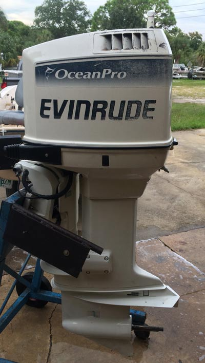 175 Hp Evinrude Ocean Pro For Sale