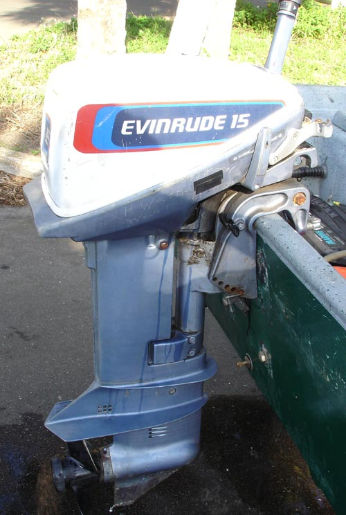 Evinrude 15 Hp Outboards For Sale