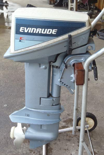Evinrude 15 hp outboard Best 15hp outboard motor