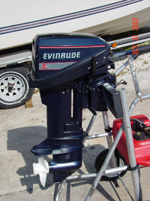 Used Evinrude 15 Hp Outboards For Sale