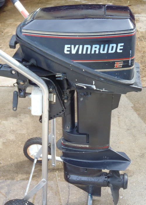 15hp Evinrude Outboards