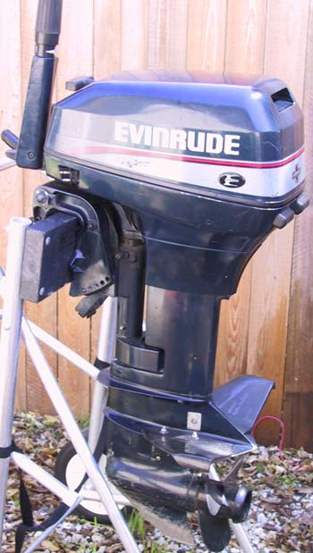Converting a to a 15hp outboard modifying outboards for Yamaha 9 9 hp outboard motor manual