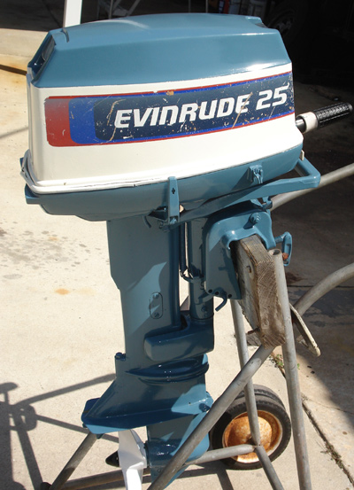 25 Hp Evinrude For Sale >> 25 hp Evinrude Outboard For Sale