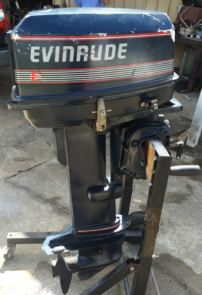 Used Electric Motors >> Used 25 hp Evinrude Long Shaft Outboards For Sale