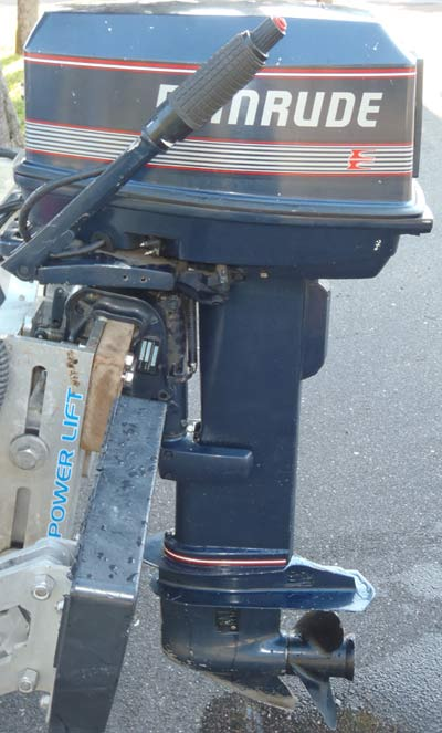Evinrude 25 Hp >> Used 25 hp Evinrude Long Shaft Outboards For Sale