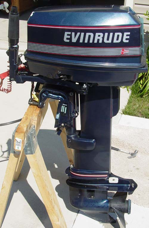Evinrude Outboard Motors and Evinrude Outboard Motor Parts for Sale!