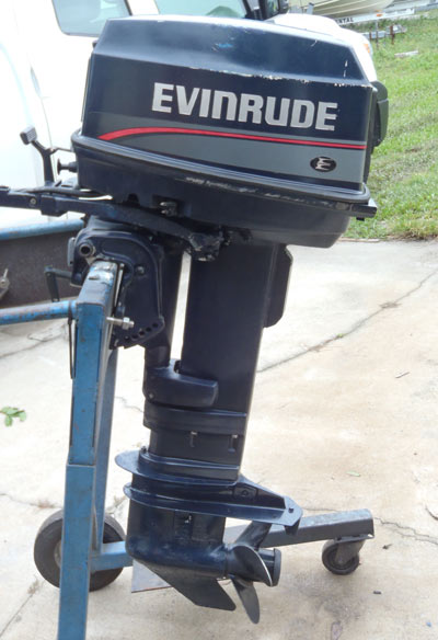 Used Evinrude Outboards 25 Hp