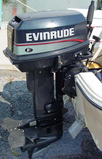 Evinrude 25 Hp >> 1997 Evinrude 25 Hp