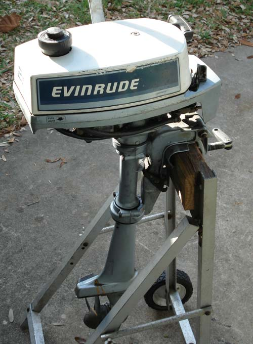 evinrude fuel oil mixture ratio