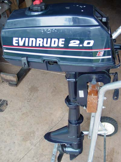 2 hp evinrude outboard boat motor for sale for Small 2 stroke outboard motors for sale