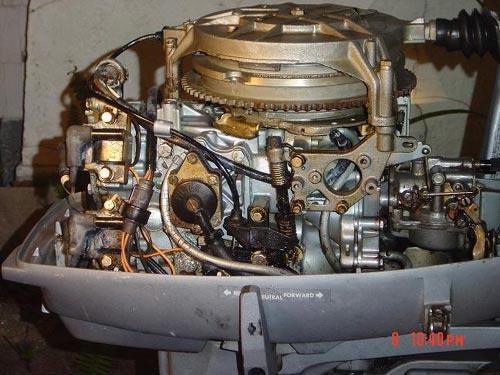 1981 Evinrude 35 Hp Manual