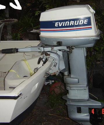 Side One on 35 Hp Johnson Outboard Parts Diagram