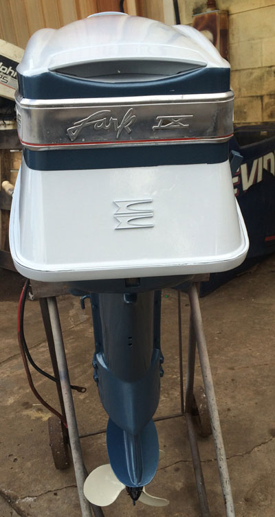 Used 40 Hp Evinrude Outboard Boat Motors For Sale