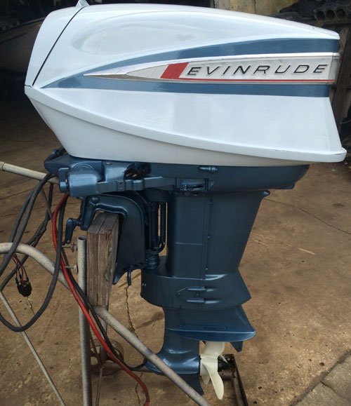 Used 40 hp evinrude outboard boat motors for sale for 10 hp outboard motors for sale