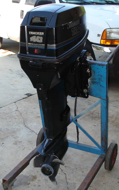 Evinrude 40 hp outboard for 40 hp evinrude outboard motor for sale