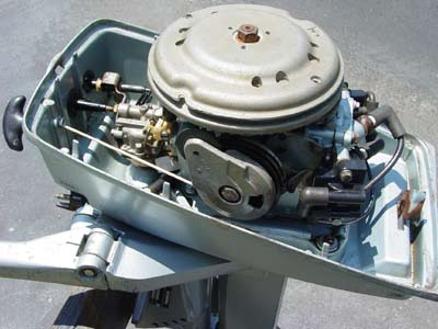 Evinrude 15 Hp >> Evinrude 4.5 hp kicker Outboard
