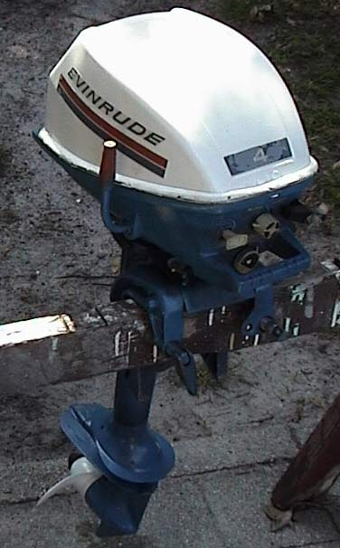 used 4 hp evinrude outboard motor for sale evinrude boat
