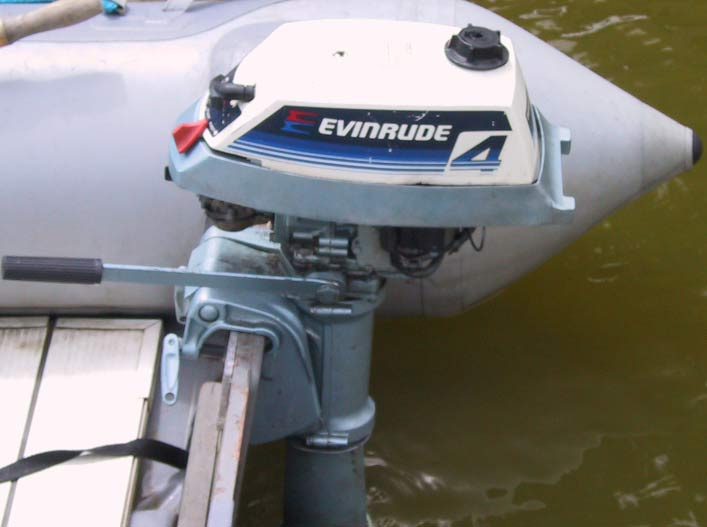Evenrude Outboard Boat Motor All Boats