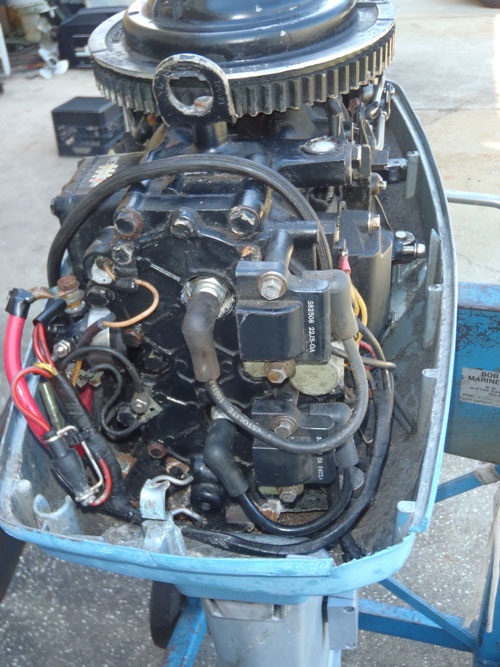 Used 50 hp outboard motors for sale mn for Boat motors for sale mn