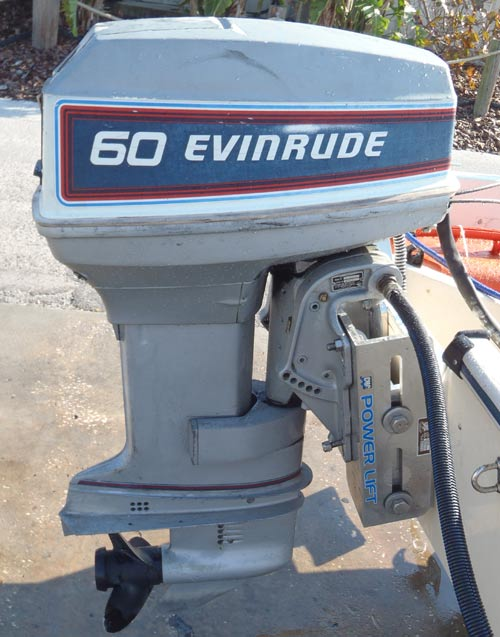 New 60 hp outboards for sale autos post for Used evinrude boat motors for sale