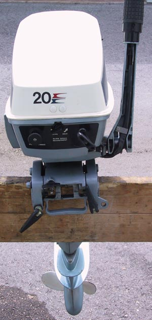 used 1984 evinrude 6 hp outboard boat motor for sale
