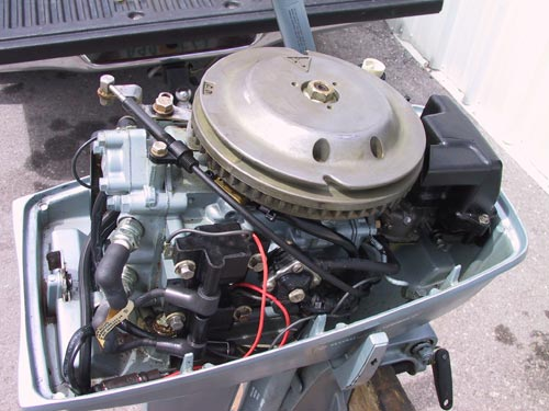 Evinrude 6 hp owners manual