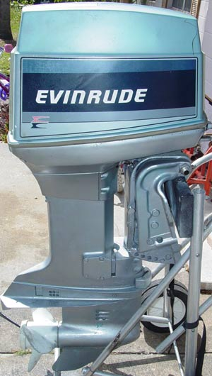 evinrude 70hp outboard