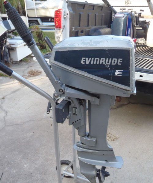 Evinrude 15 Hp >> 8 hp Outboards For Sale Evinrude