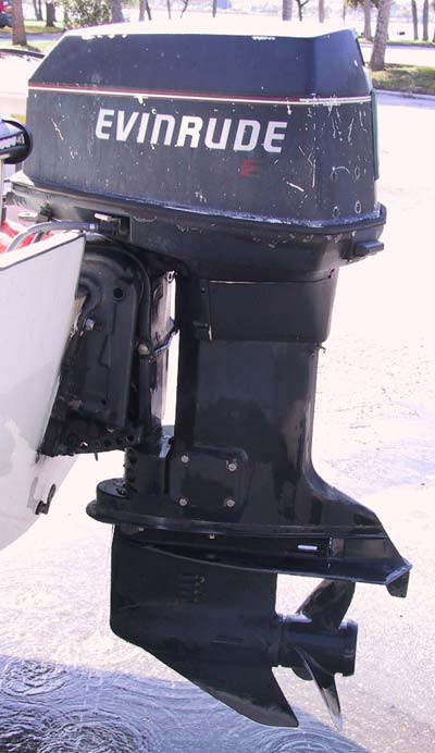 Evinrude Outboard Motors 88 Spl Used Outboard Motors For