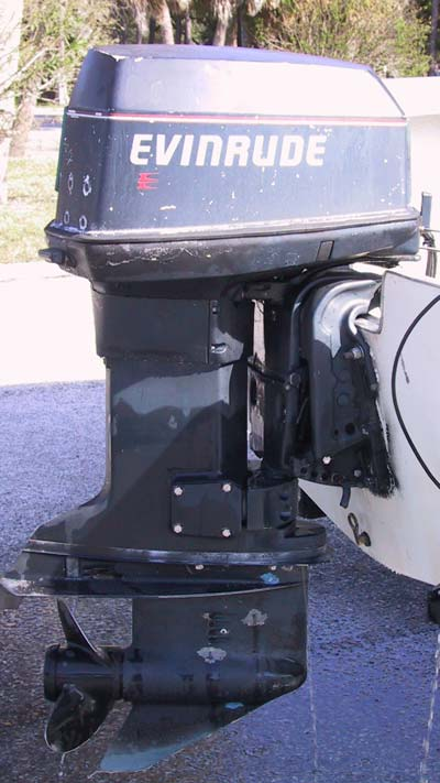 Evinrude outboard motors 88 spl used outboard motors for for Reconditioned motors for sale