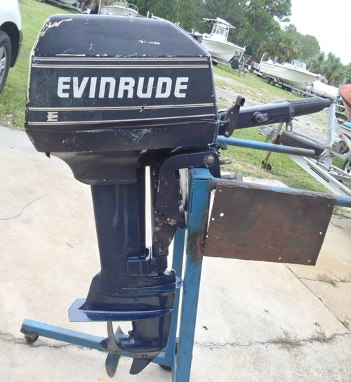 8 hp evinrude outboard for sale for Small 2 stroke outboard motors for sale