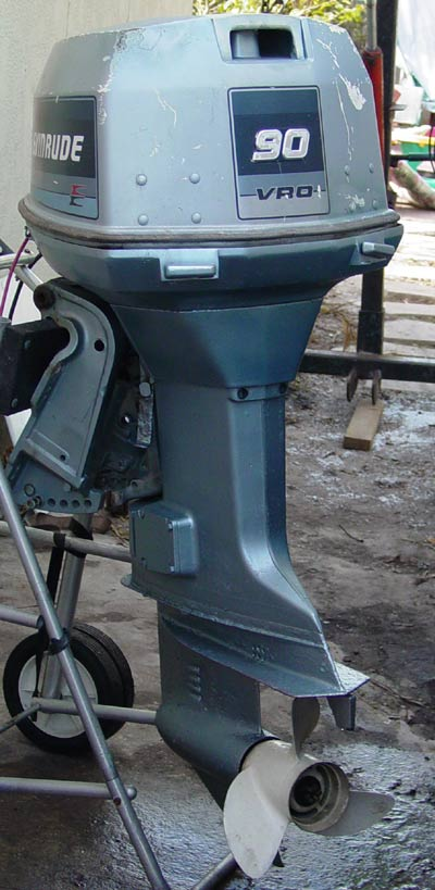 Trade In Value >> Evinrude 85 hp Outboard Boat Motor For Sale