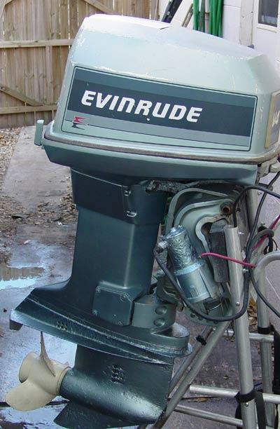 Motor Parts  Evinrude Boat Motor Parts