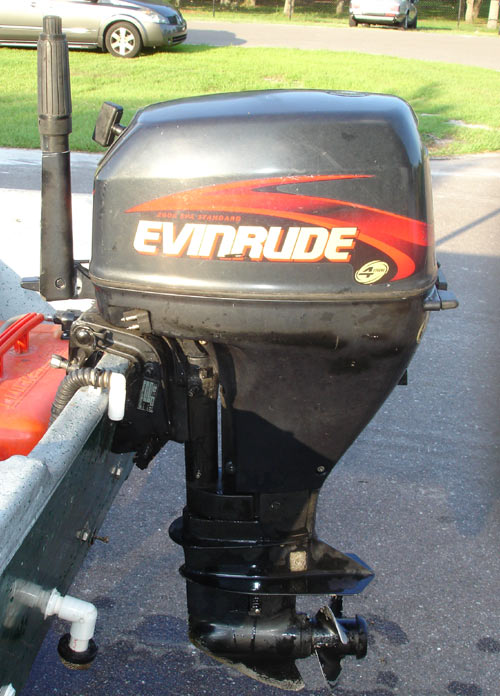 Used evinrude 9 9 hp outboard boat motor for sale used for Used evinrude boat motors for sale