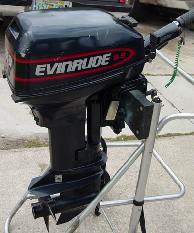 9 9 hp evinrude for 15 hp electric boat motor