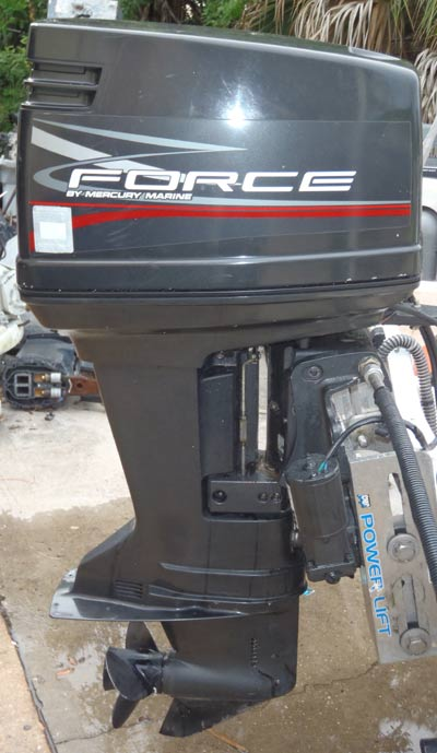 75 hp mercury force outboard rh smalloutboards com Force 125 Outboard Motor Force Outboard Engine Kill Lanyard