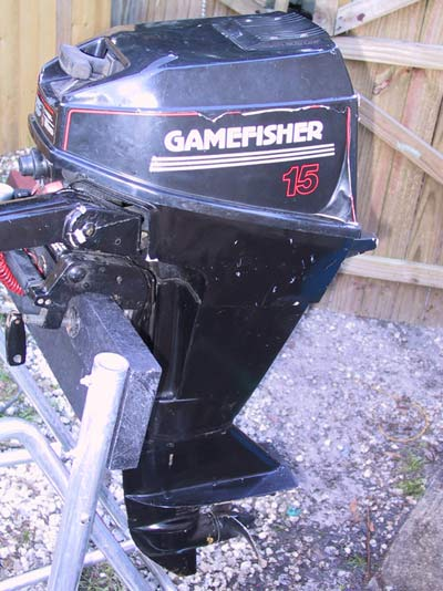 15hp Gamefisher Outboard For Sale 15 Hp Game Fisher Sears