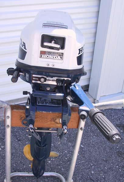10 hp honda outboard boat motor for sale