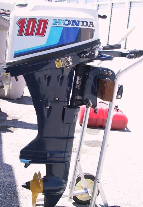 Honda Owners Manual >> 10 hp Honda Outboard Boat Motor for Sale