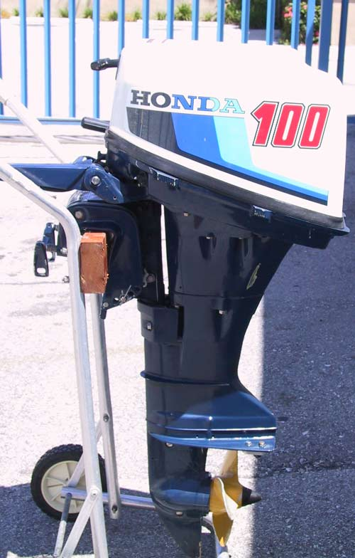 10 hp honda outboard boat motor for sale for Honda outboard motors for sale used