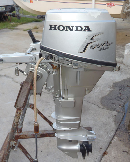 Outboard motors for sale outboard boat motors for sale for Small honda motors for sale